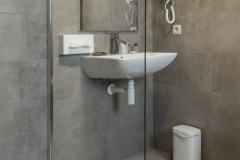 Vernieuwde badkamers