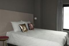 Tweepersoons slaapkamer Italia Hotel
